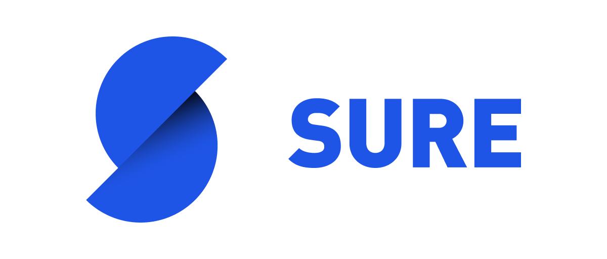 SURE logo