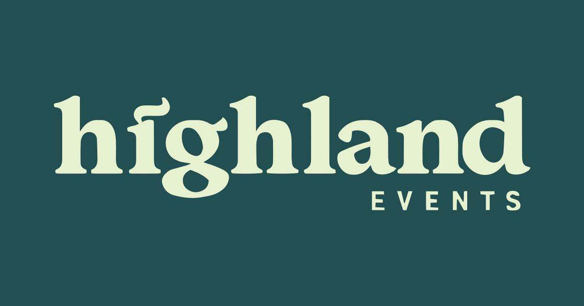 Highland Events logo