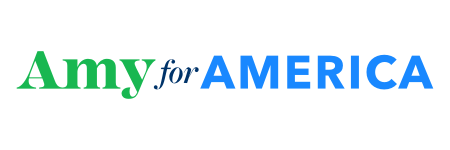 Amy for America logo