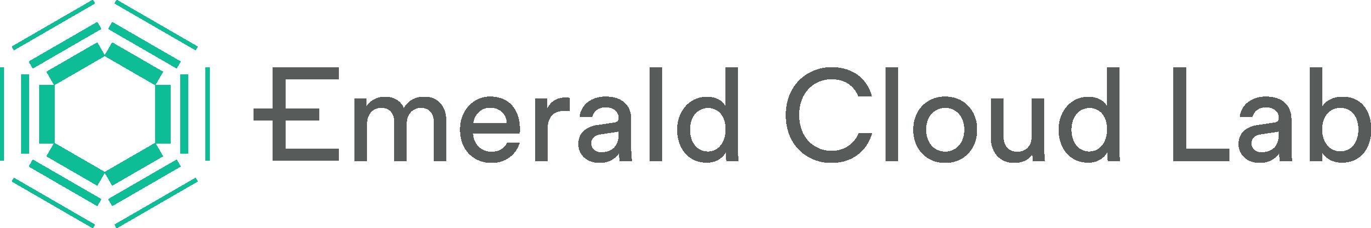 Emerald Cloud Lab logo
