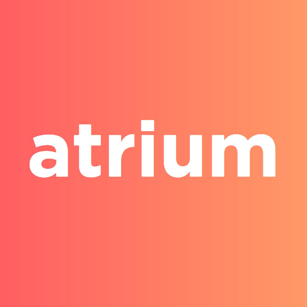 Atrium  logo