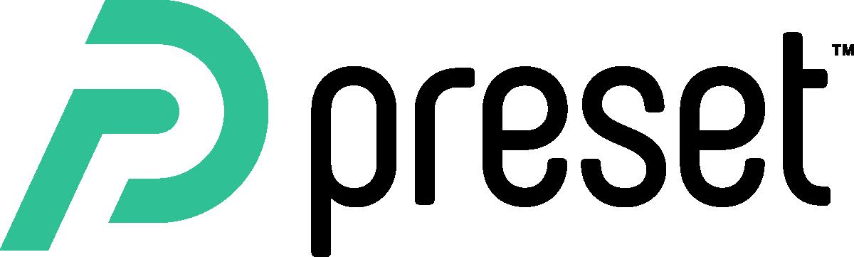Preset logo