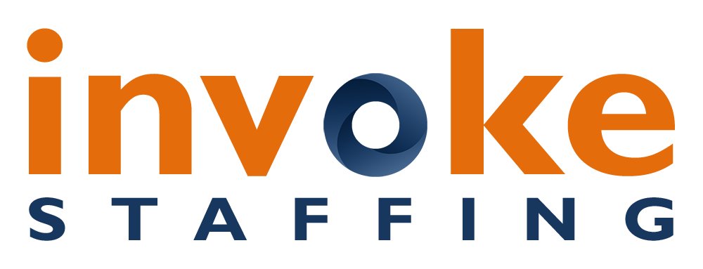 Invoke Staffing logo