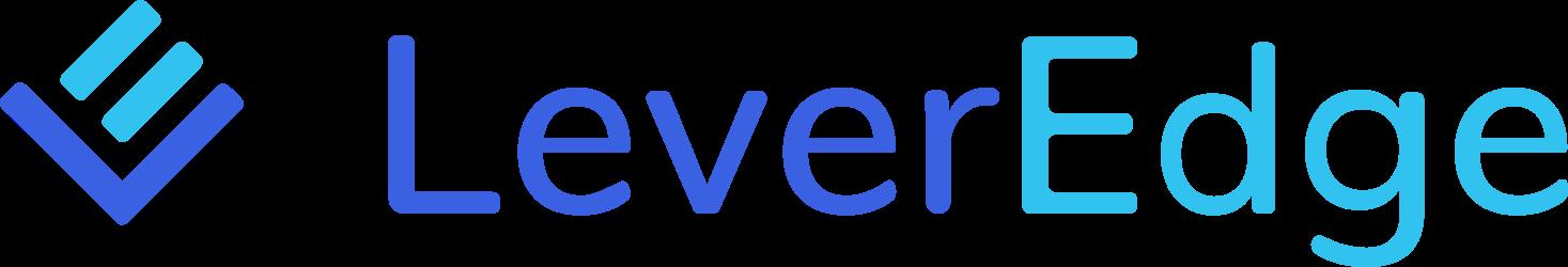 LeverEdge logo