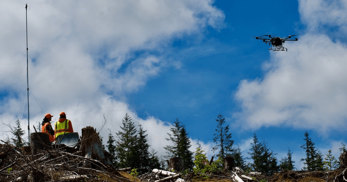 Droneseed Specialist Ground Operations