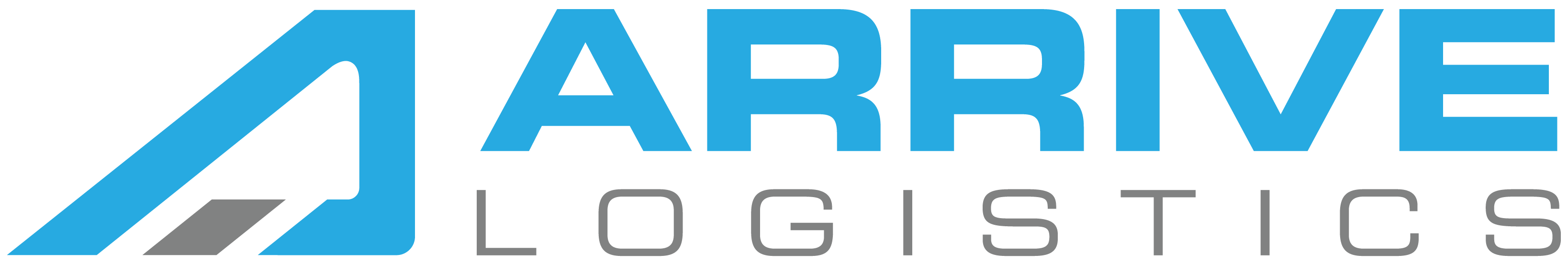 Arrive Logistics  logo