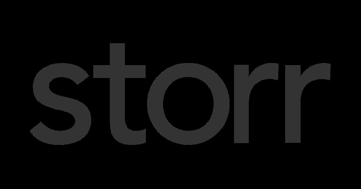 Storr logo