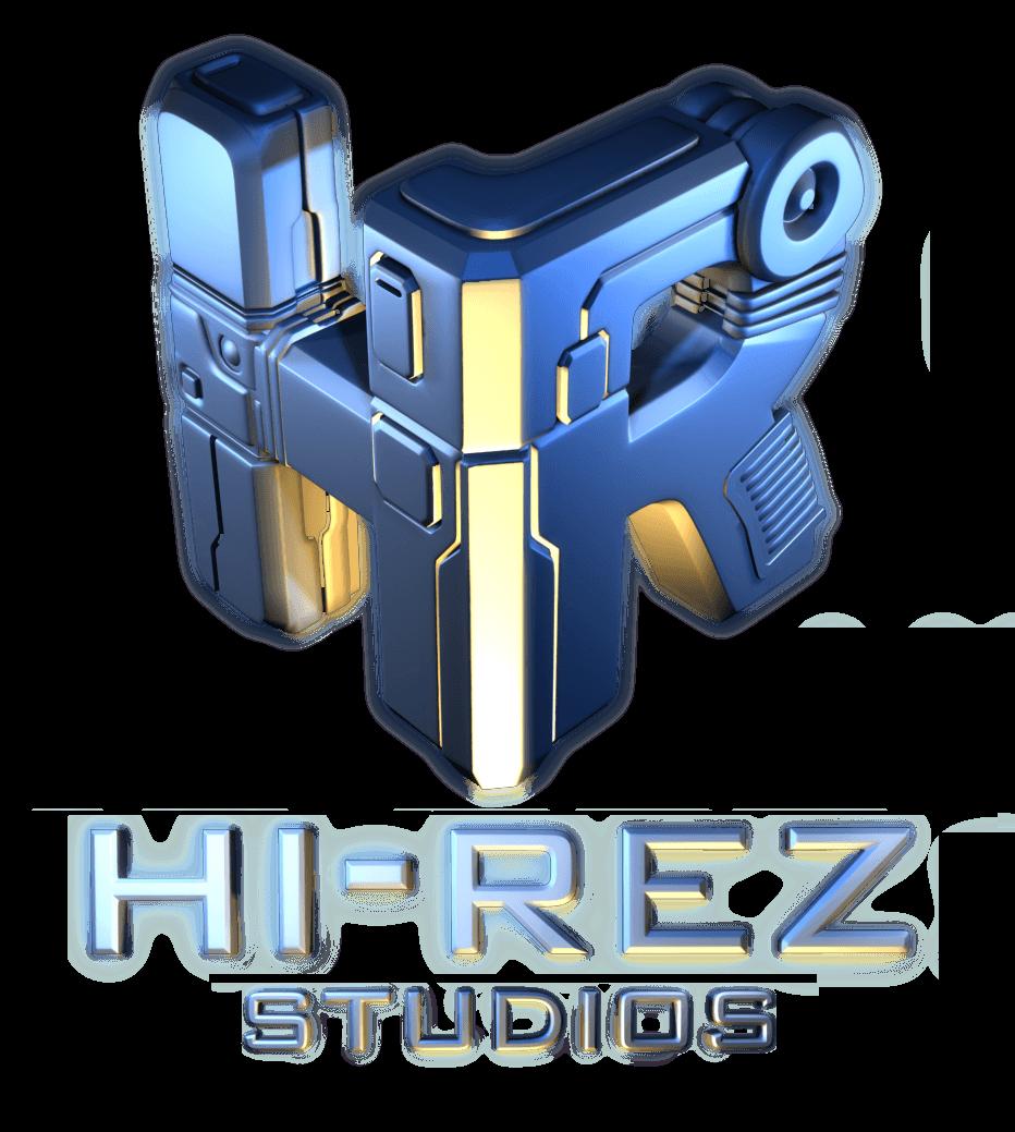 Hi-Rez Studios logo