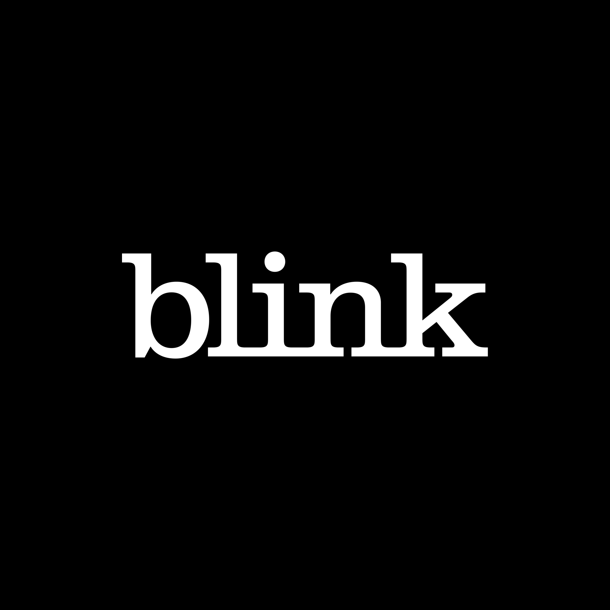 Blink UX logo