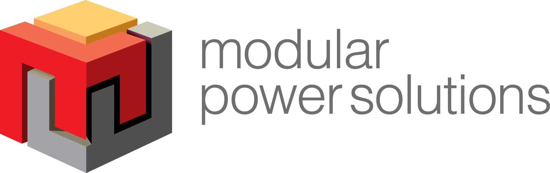 Modular Power Solutions logo