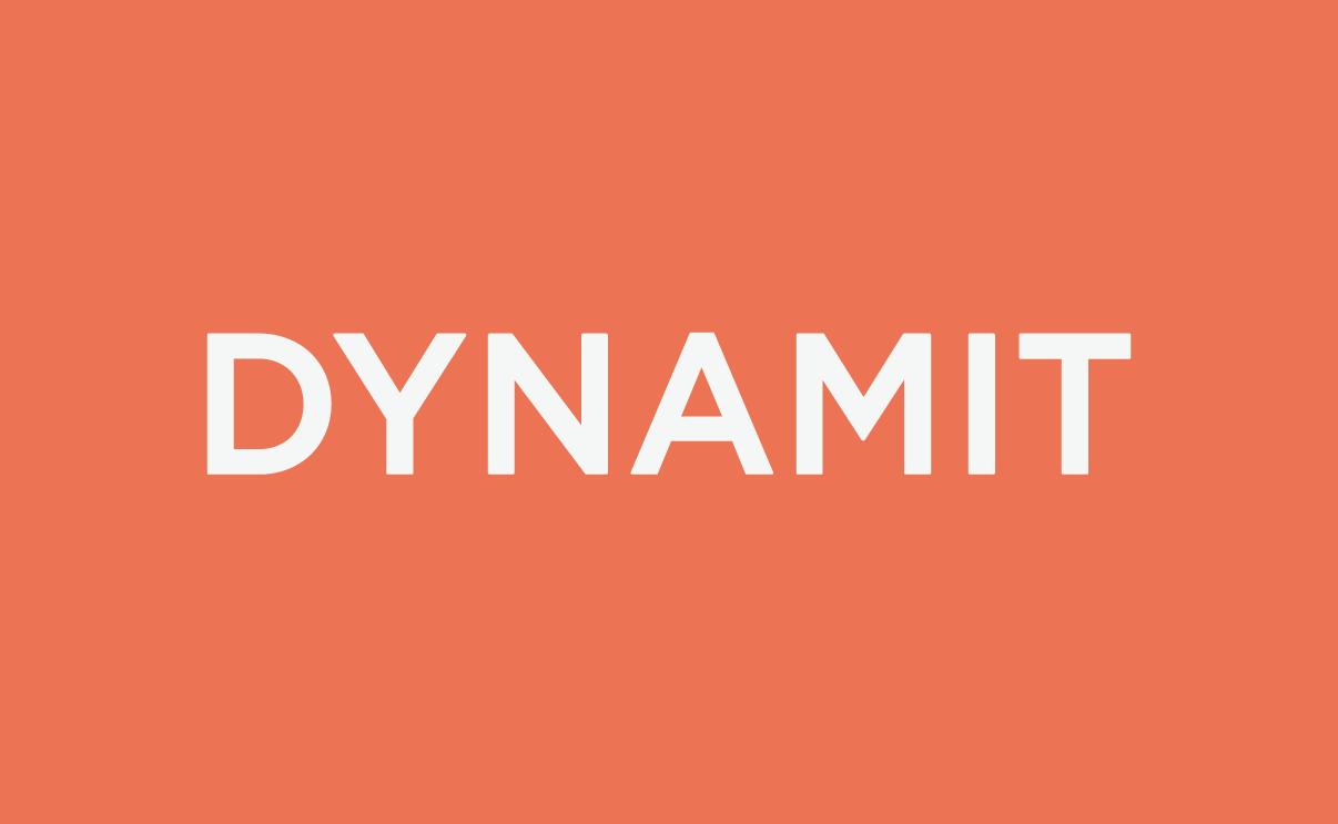 Dynamit logo