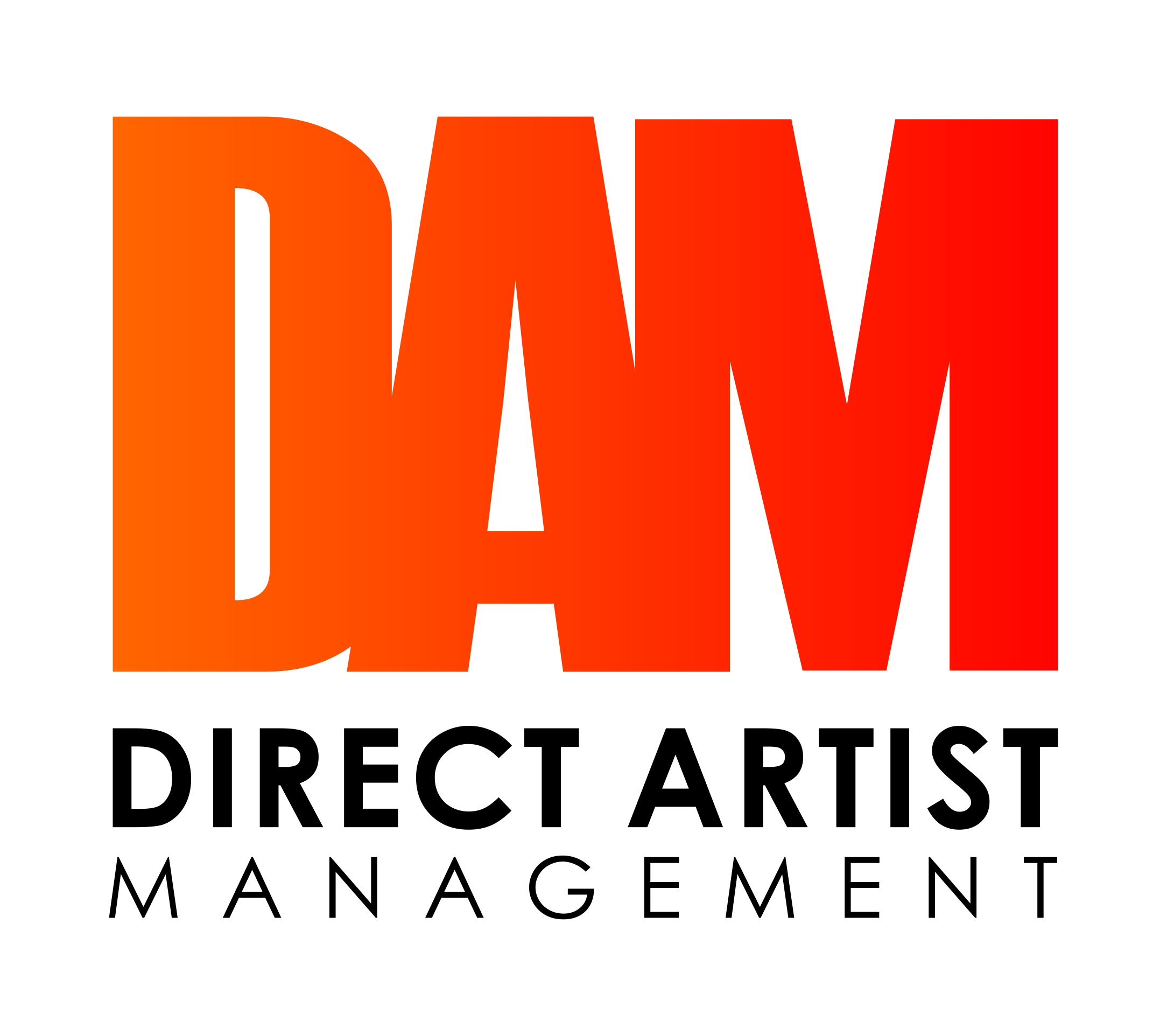 Direct Artist Management logo