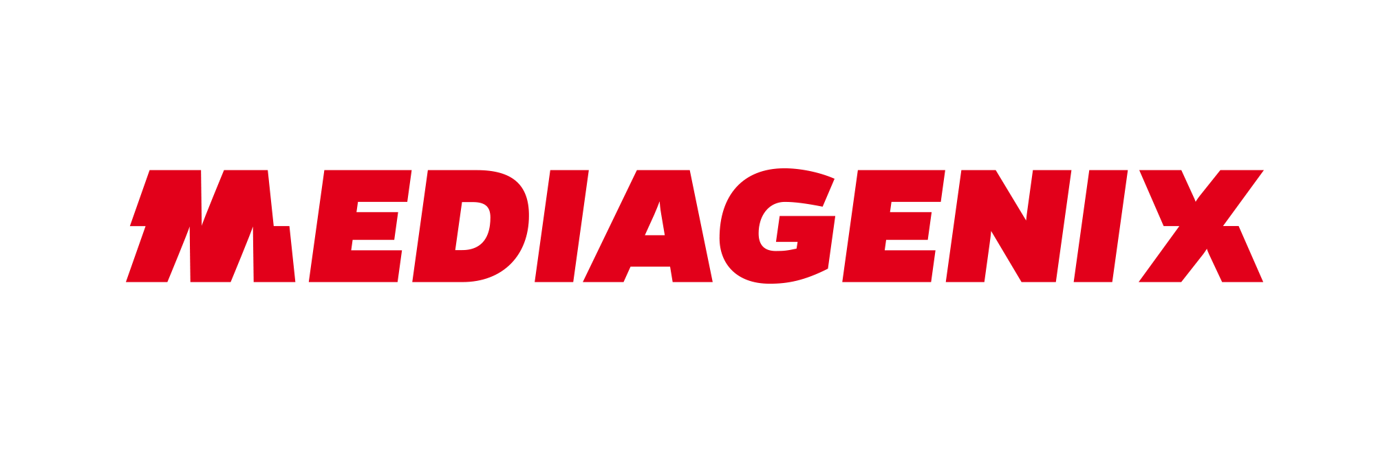MEDIAGENIX logo