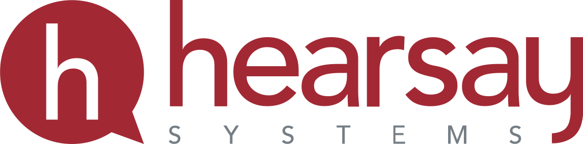 Hearsay Systems logo