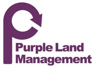 Purple Land Management logo