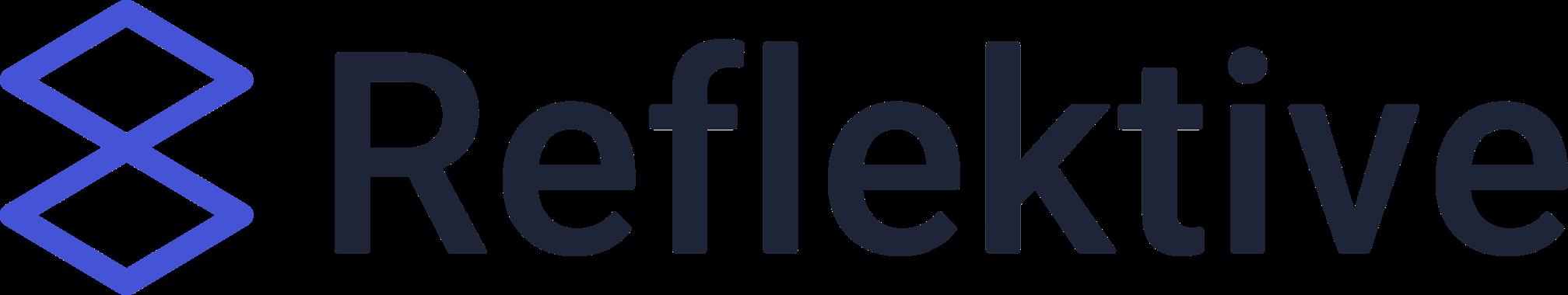 Reflektive logo