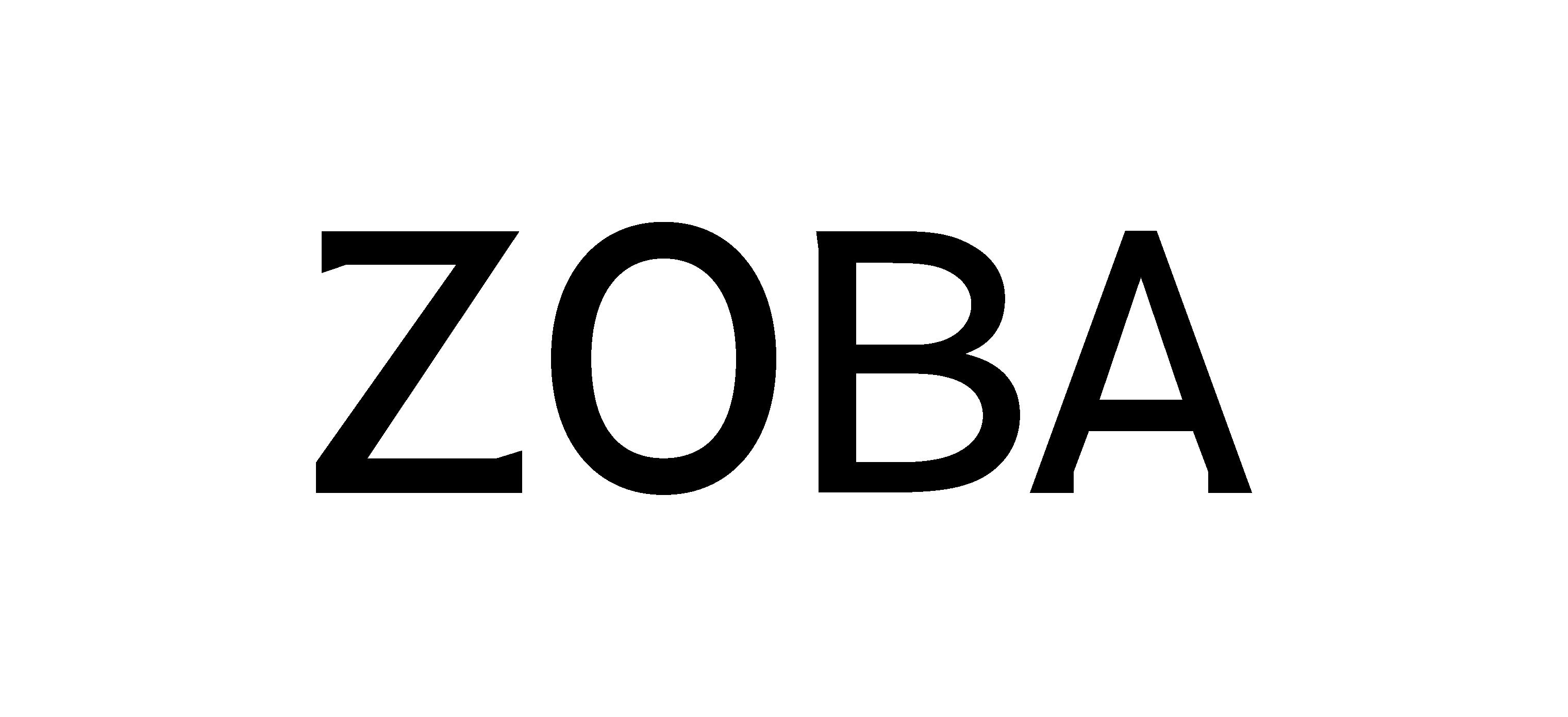 Zoba logo