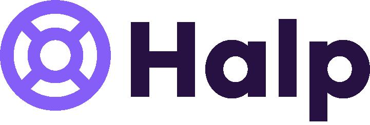 Halp logo