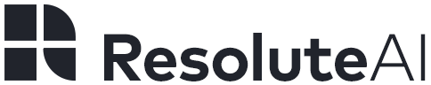 ResoluteAI logo