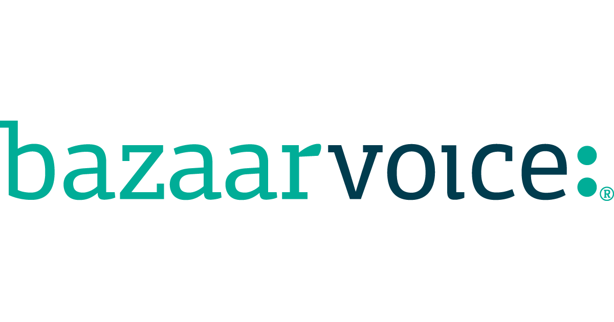 Image result for bazaarvoice logo