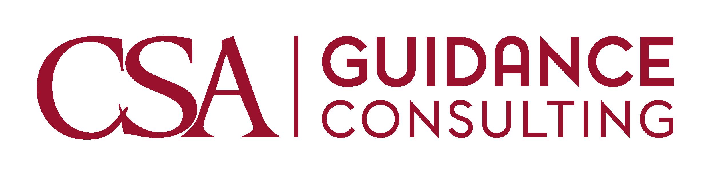 CSA Guidance Consulting logo