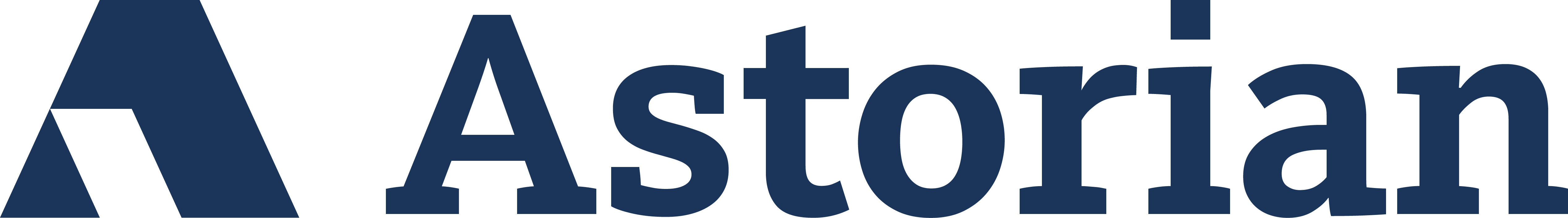 Image result for astorian logo""