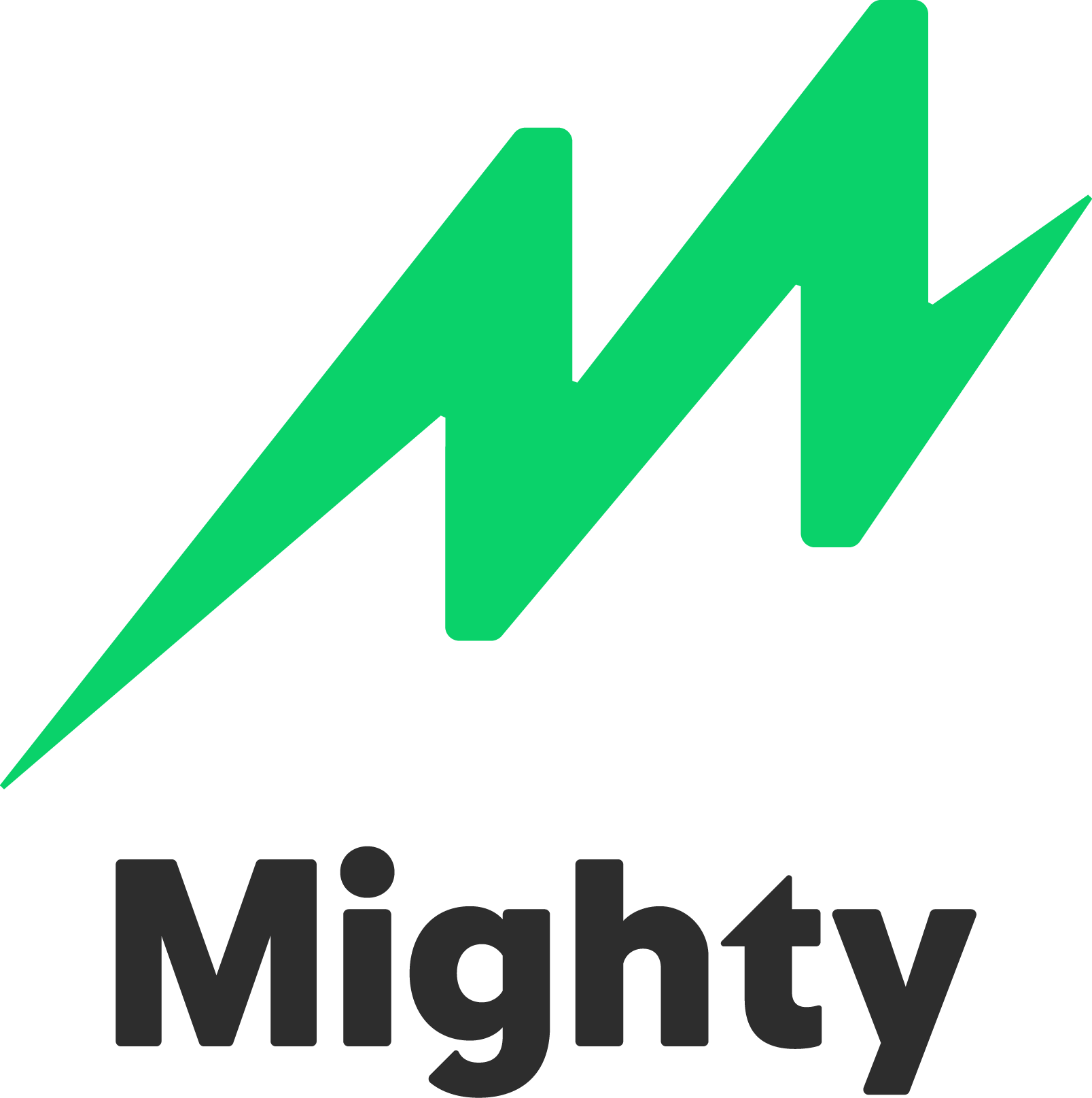 Mighty logo