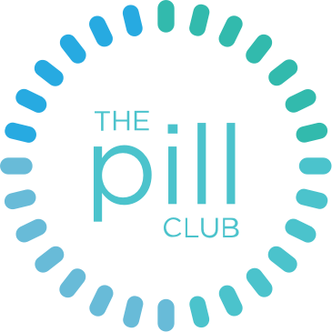 The Pill Club logo
