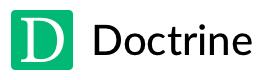Doctrine logo