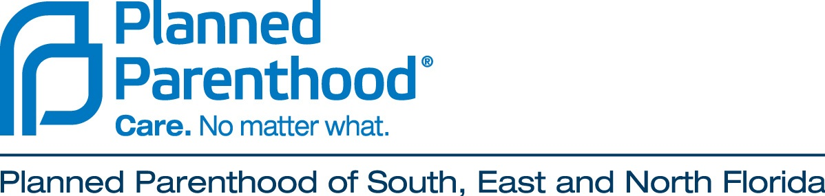 Planned Parenthood of South, East and North Florida logo