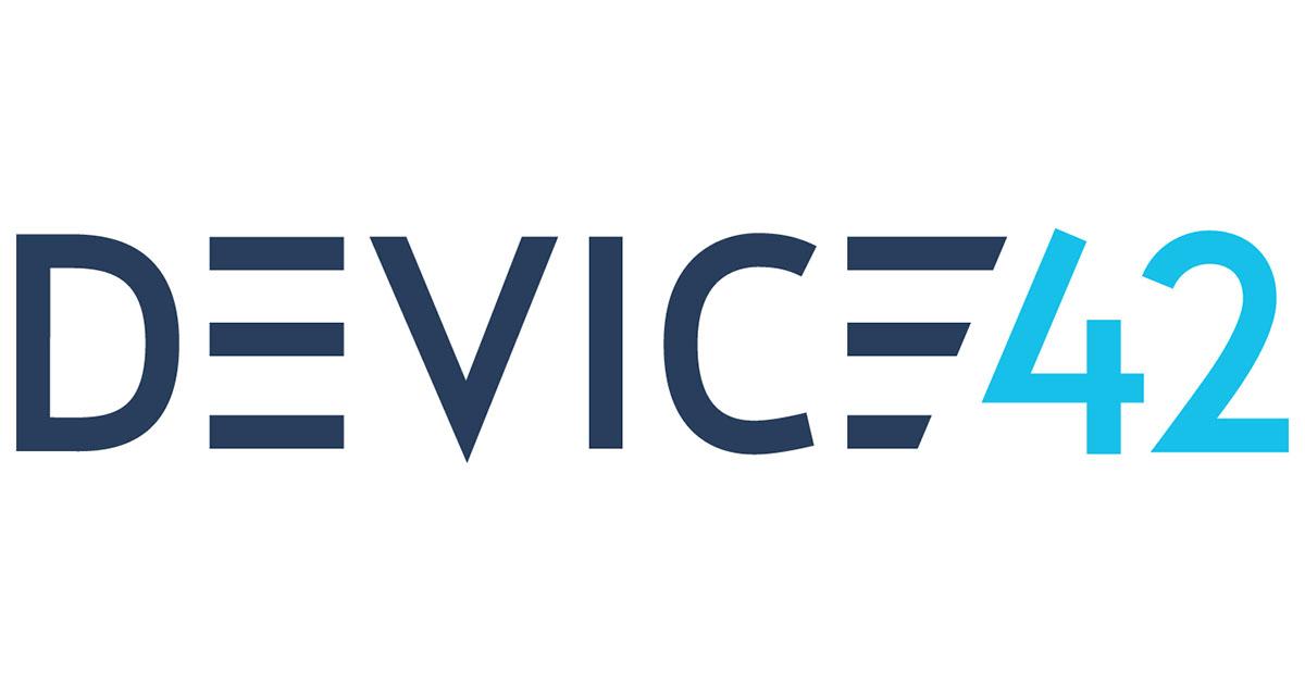 Device42 logo