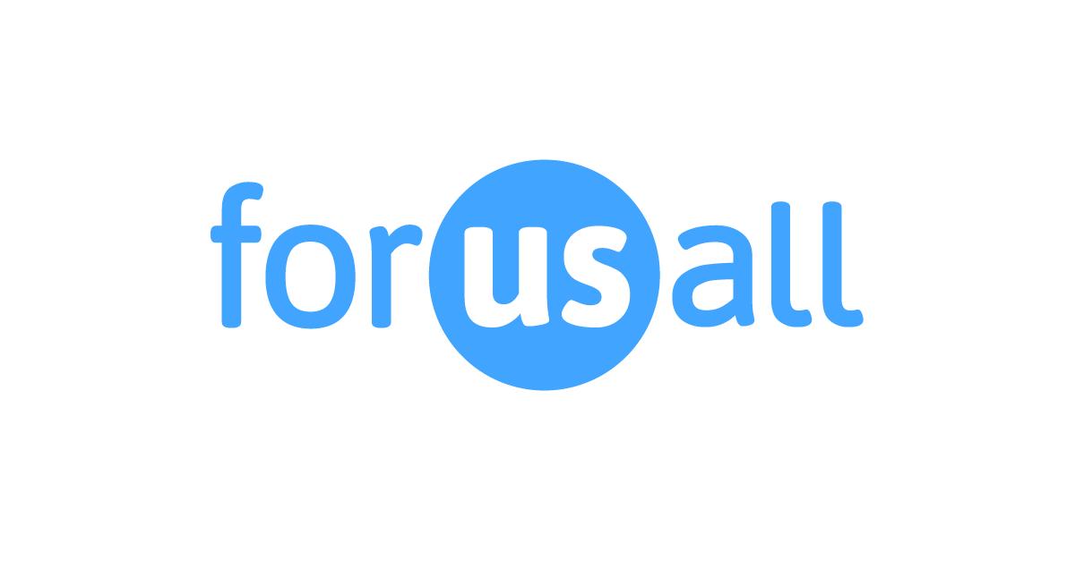ForUsAll logo
