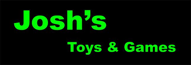 Josh's Toys & Games logo