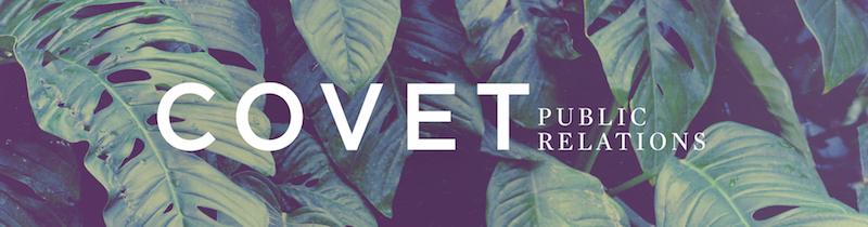 Covet PR logo