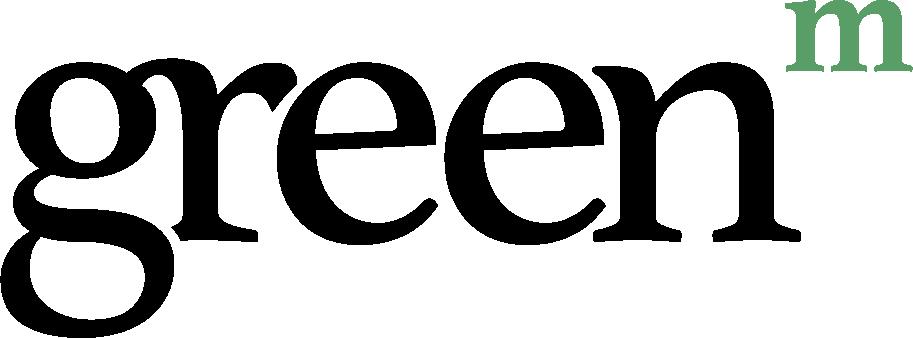 GreenM logo
