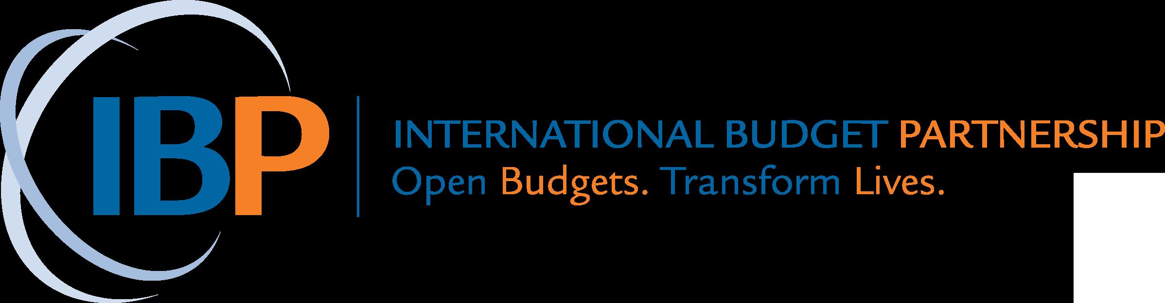 International Budget Partnership logo