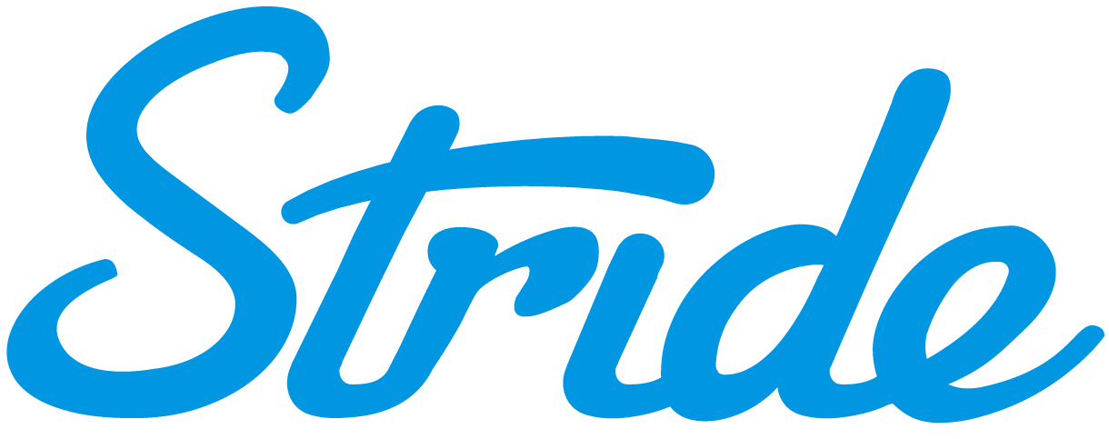 Stride Health logo