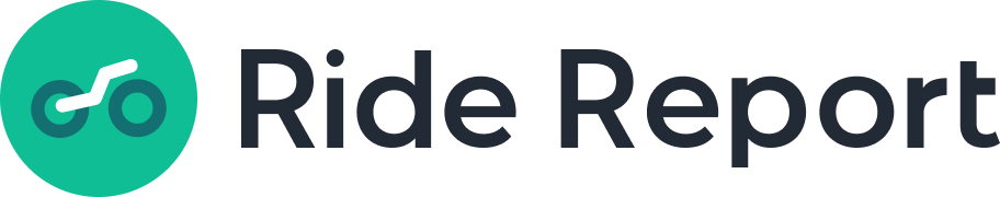 Ride Report logo