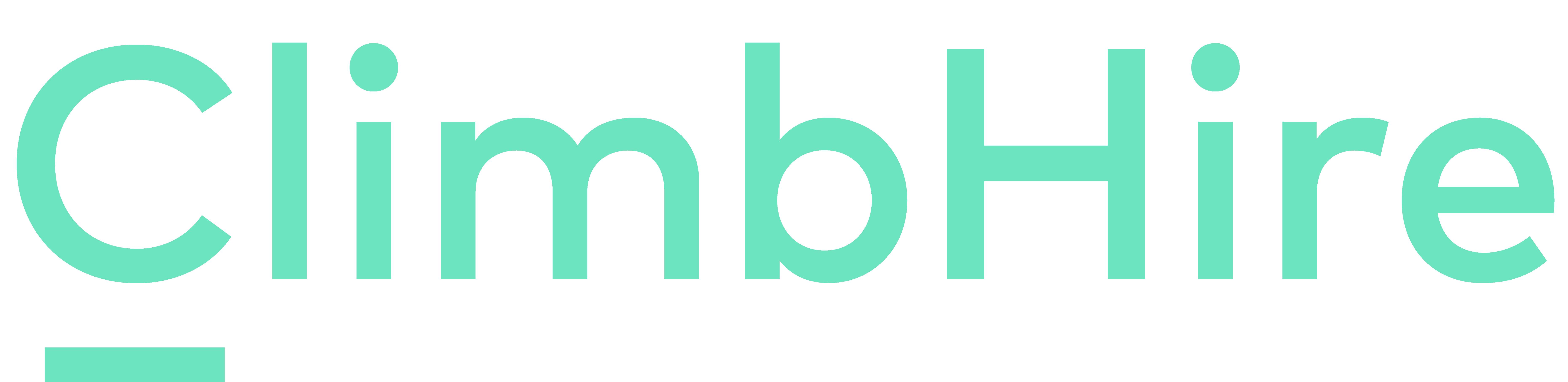Climb Hire logo