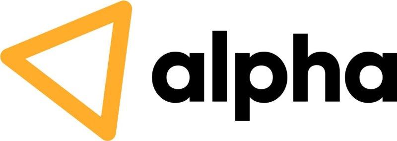 Telefónica Alpha logo