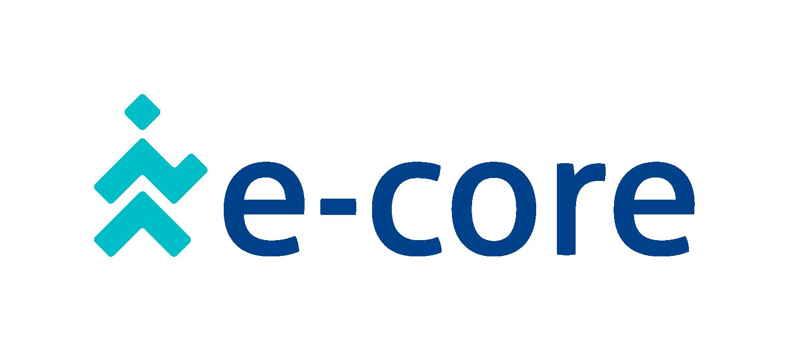 e-Core logo