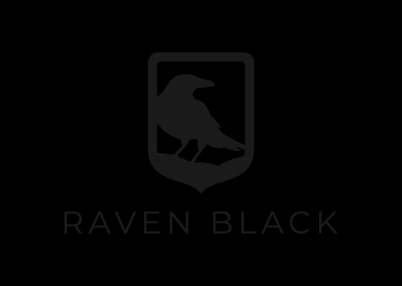 Raven Black logo