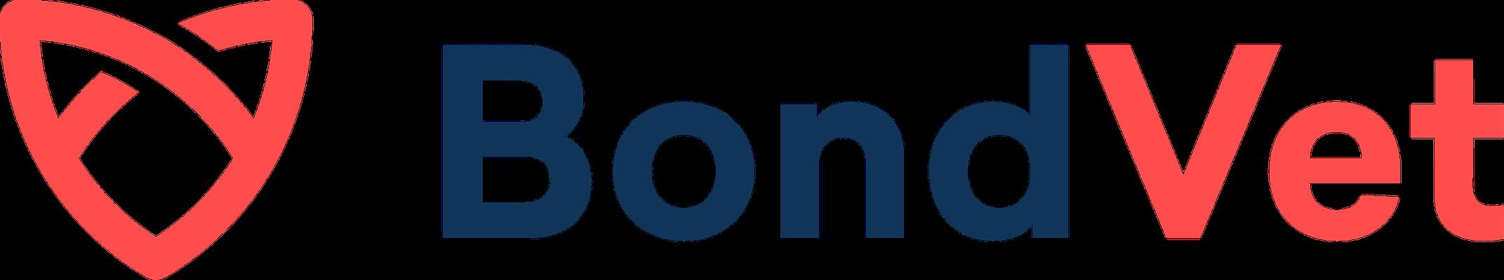 Bond Vet logo