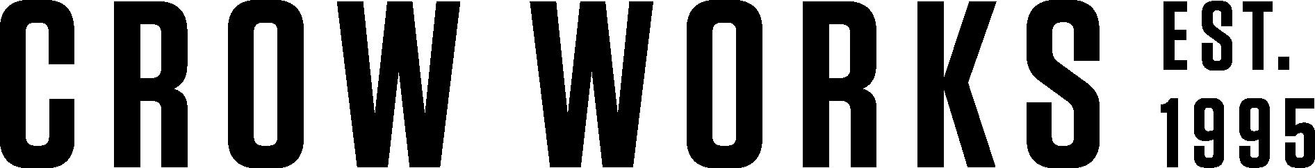 Crow Works logo