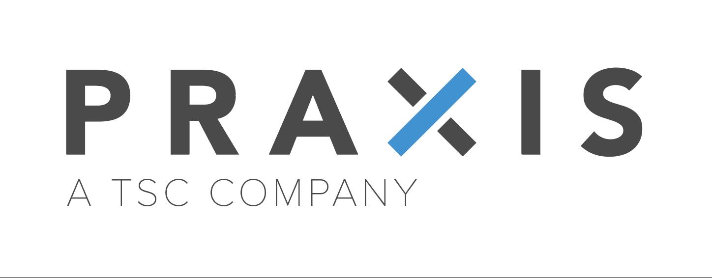 Praxis, Inc. logo