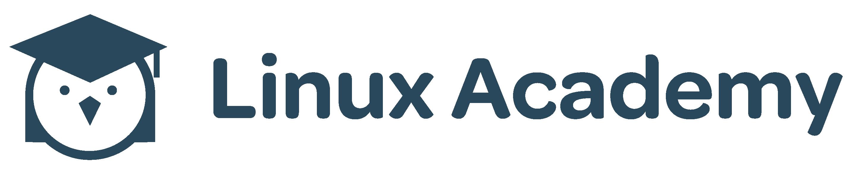 Linux Academy logo
