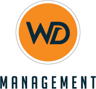 WD Management logo